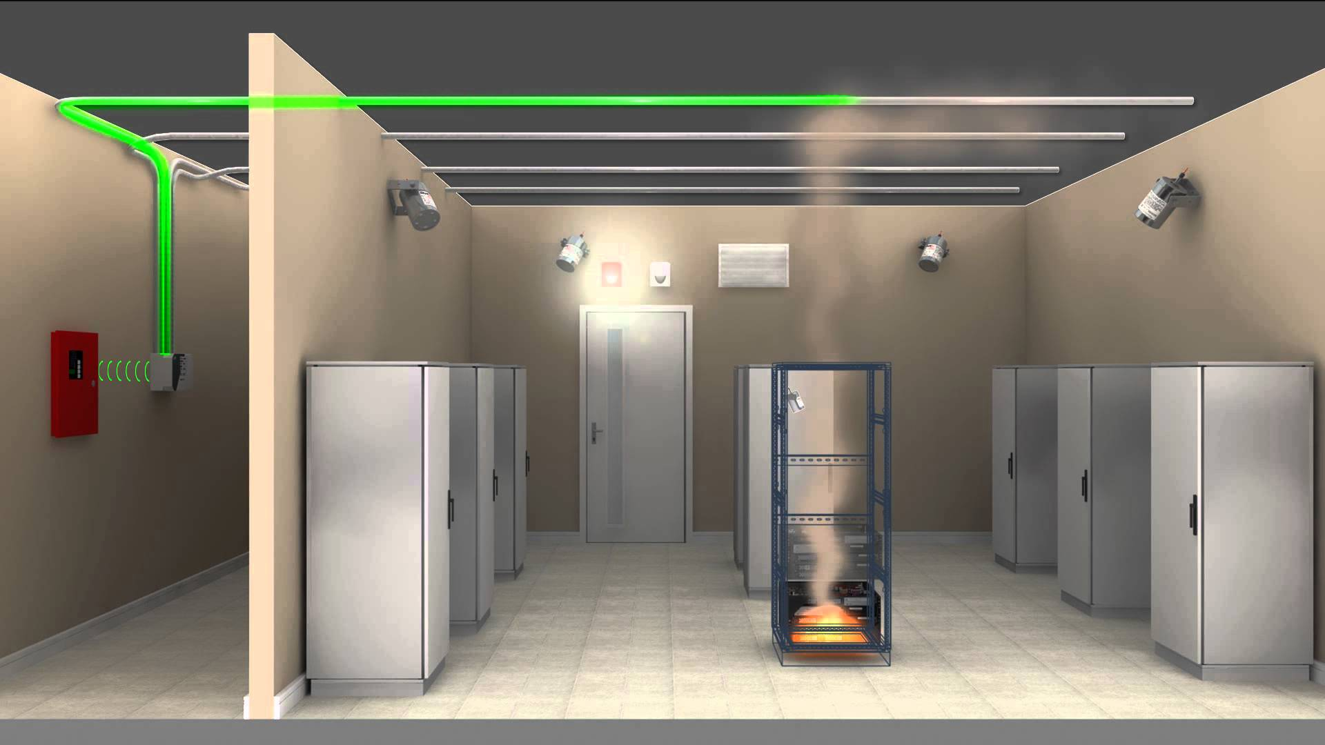Aero K Fire Suppression Systems Peripherals Inc Denver