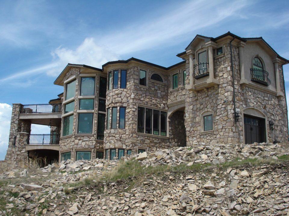 Quality stucco and stone colorado springs colorado for Stucco and stone