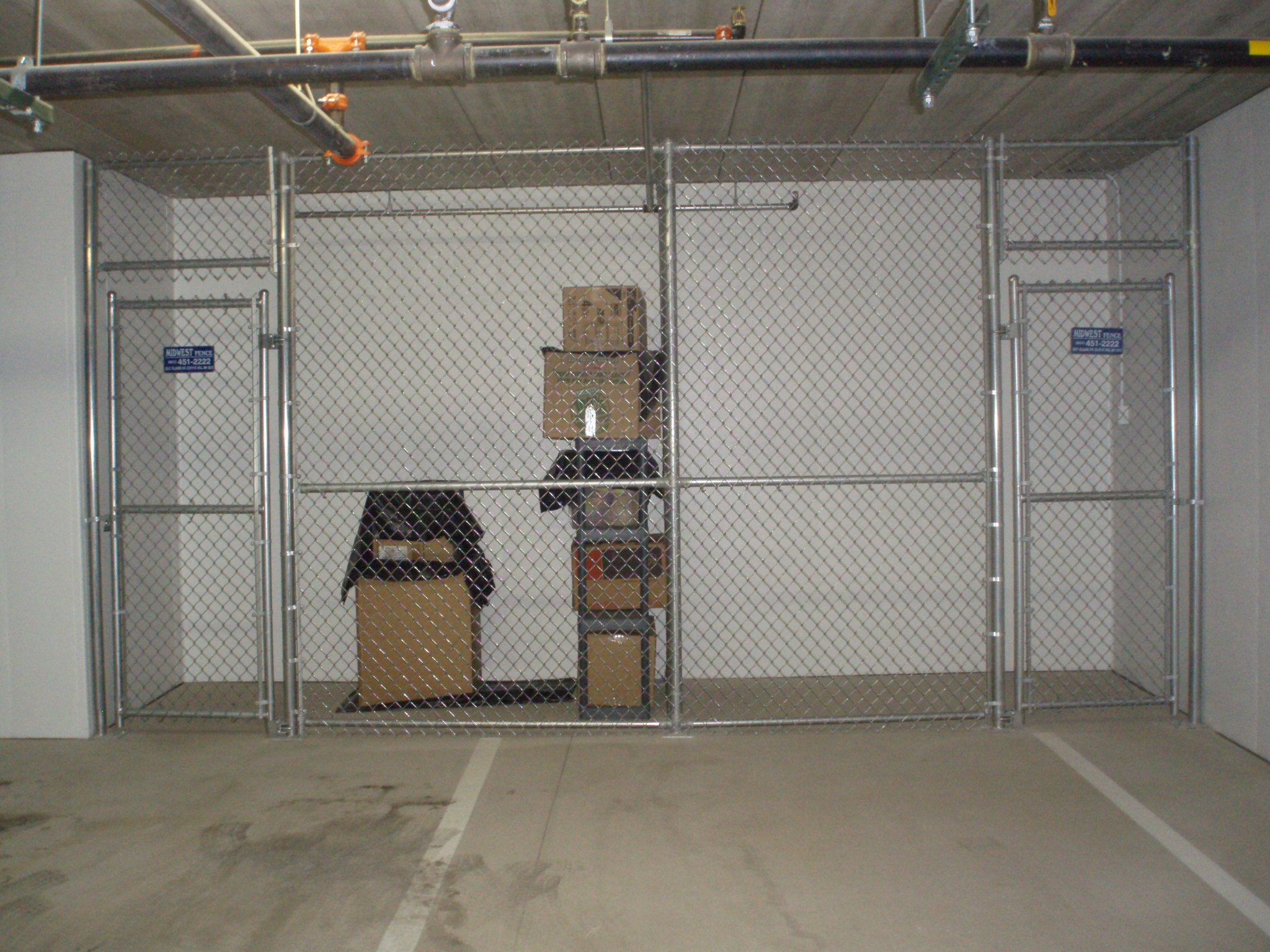 Midwest Fence And Manufacturing Company Commercial Fence