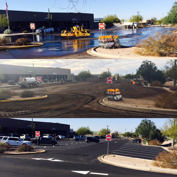 United states Post office Apache Junction - Shane's Grading & Paving, Inc.