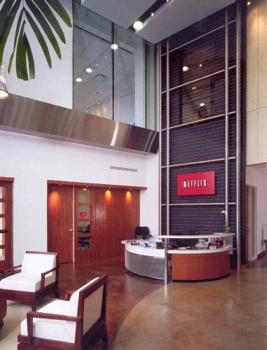 Delightful ... Netflix A B Lobby   American Steel U0026 Stairways, Inc.