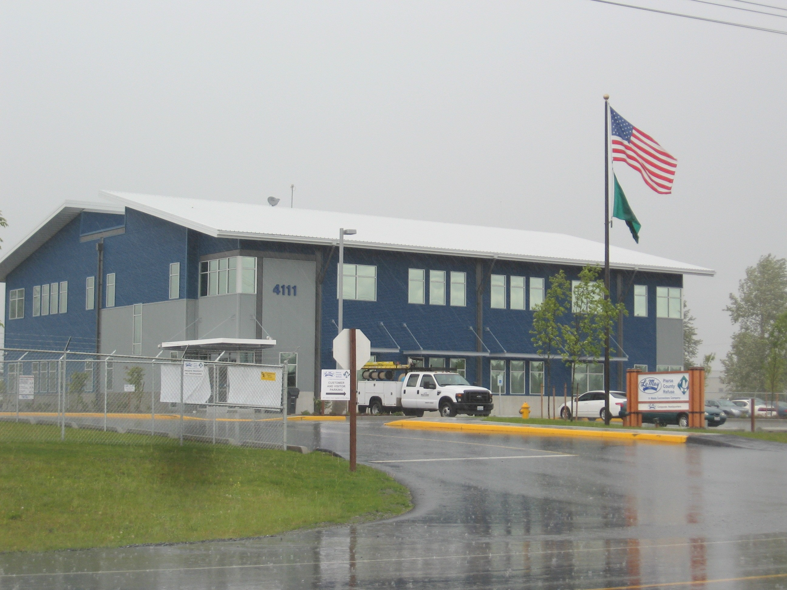 Lemay's Frederickson Headquarters