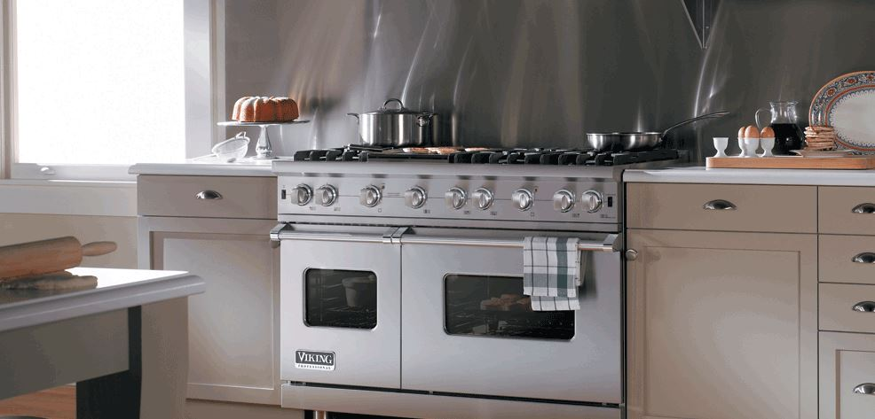 Viking Appliances - Westar Kitchen & Bath