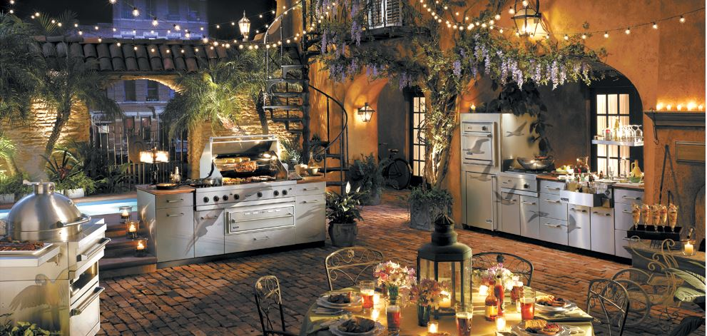 Viking Outdoor Appliances - Westar Kitchen & Bath
