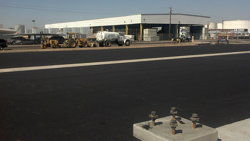 Recent Project - Calvary Paving & Grading LLC