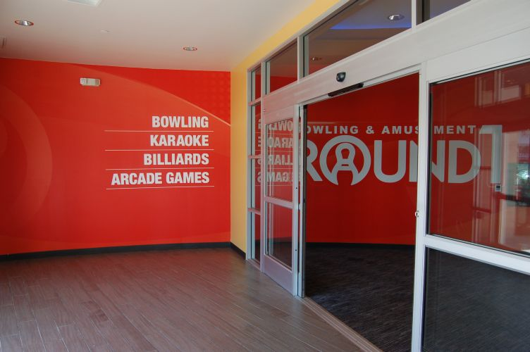 Round One Bowling Photo 1 - Smith Floors & Installations