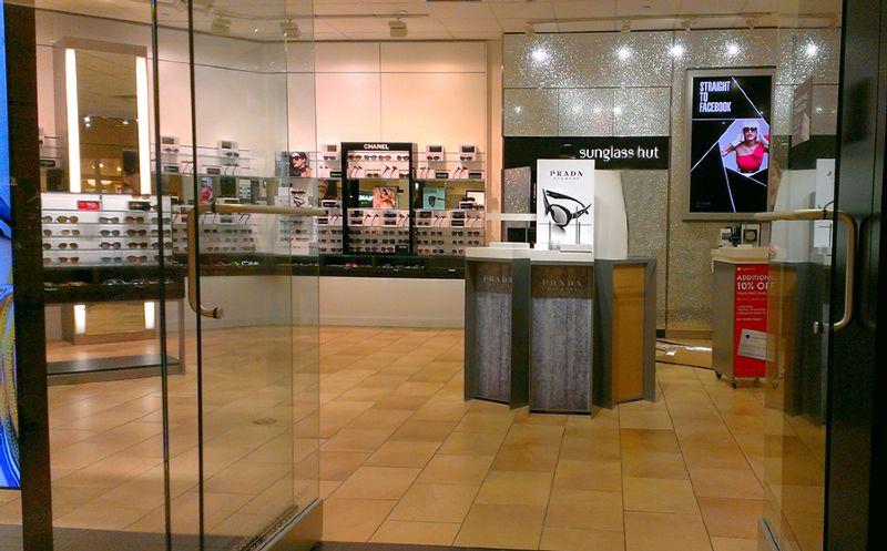 e518e189fa Commercial Flooring - Retail Stores. Sunglass Hut