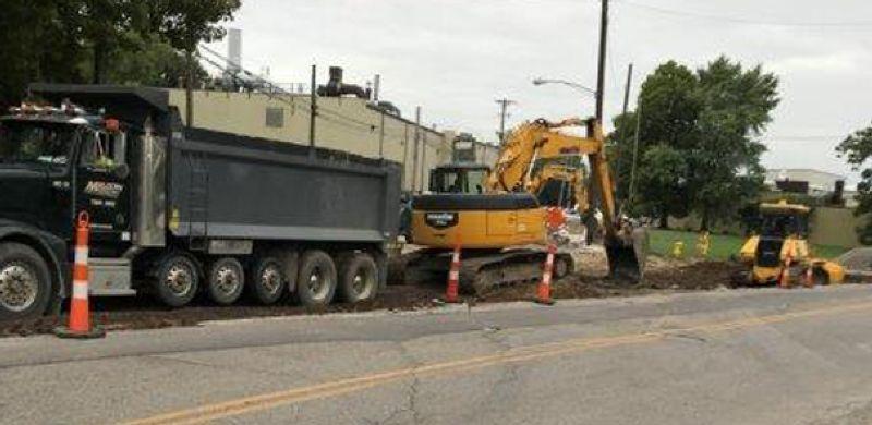 Milcon Concrete Contractors Troy Ohio Proview