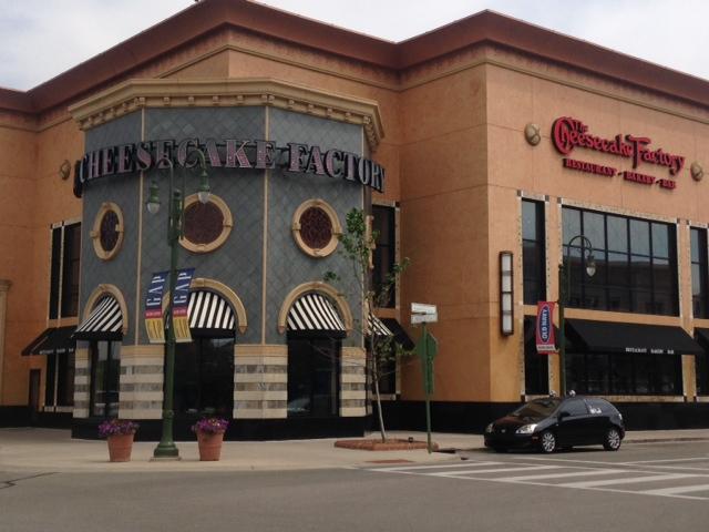 Oct 26, · Reserve a table at The Cheesecake Factory, Cincinnati on TripAdvisor: See unbiased reviews of The Cheesecake Factory, rated 4 of 5 on TripAdvisor and ranked #72 of 1, restaurants in Cincinnati.4/4().