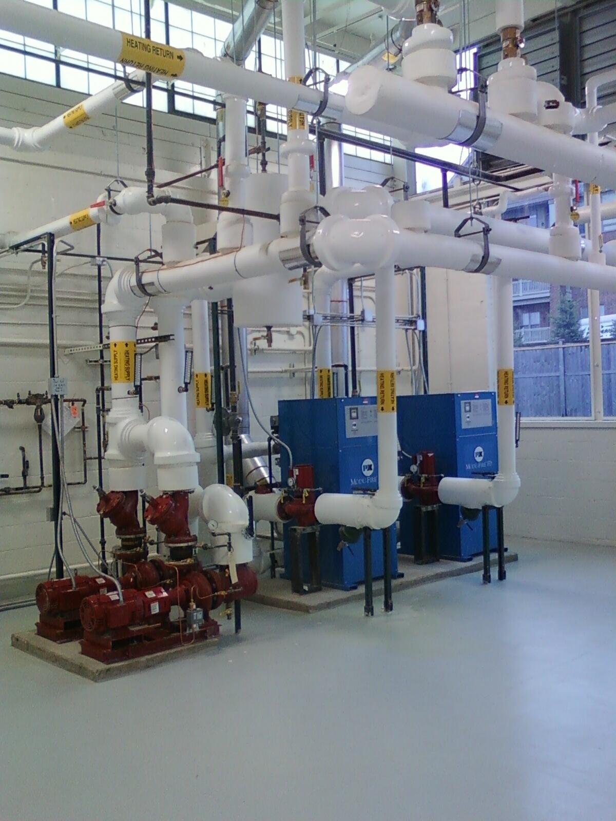 F E Moran Inc Mechanical Systems Orland Park Illinois Proview