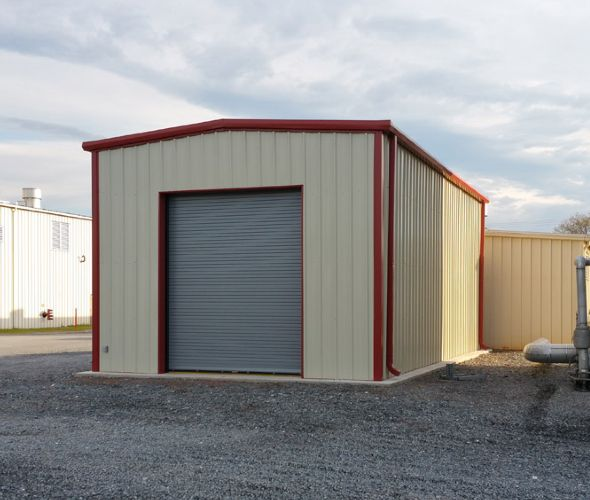 D.R. Hartman Construction Inc. Pre Engineered Steel Building