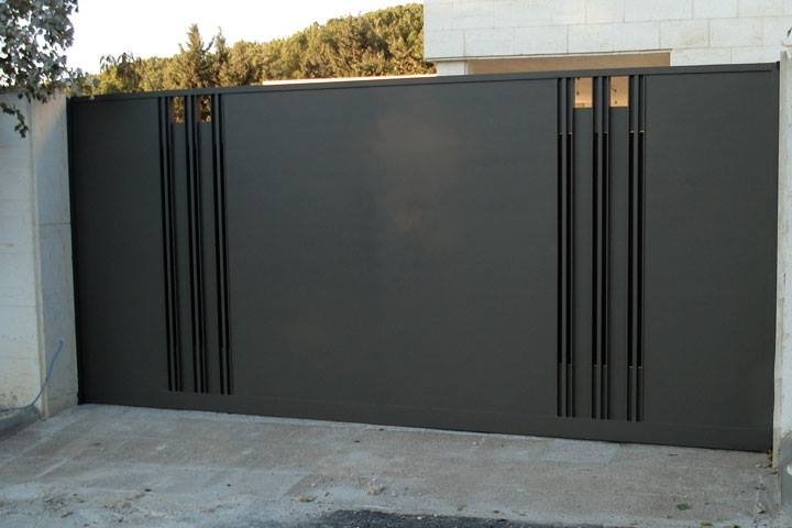 Garage door and gates 4 less sherman oaks california for Residential sliding doors