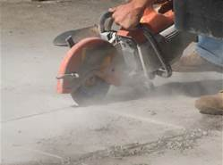 Cutting  - Brothers Concrete Cutting And Demolition