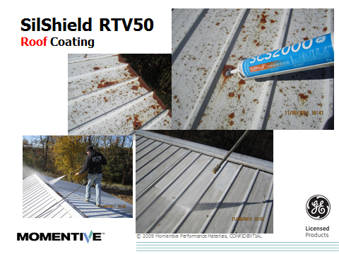 ge roof coating - 28 images - silicone roof coating by