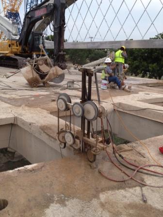 Associated Concrete Cutting Inc Dallas Texas Proview