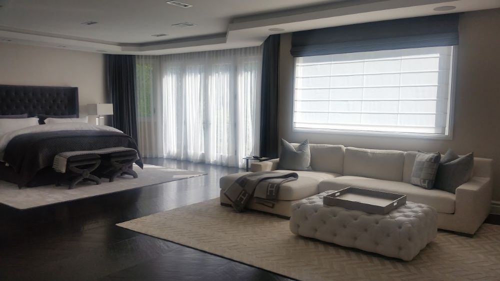 Recent Projects - F & R Window Treatment and Interiors