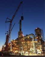 Phillips 66 Facility Stack Removal - R. Baker & Son All Industrial Services Inc.