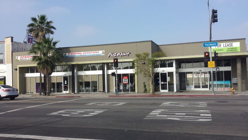 Retail Center in Los Angeles - B - One Construction Co.