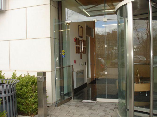 Gentil Tee Jay Service Company Automatic Door Operators Floor Mounted