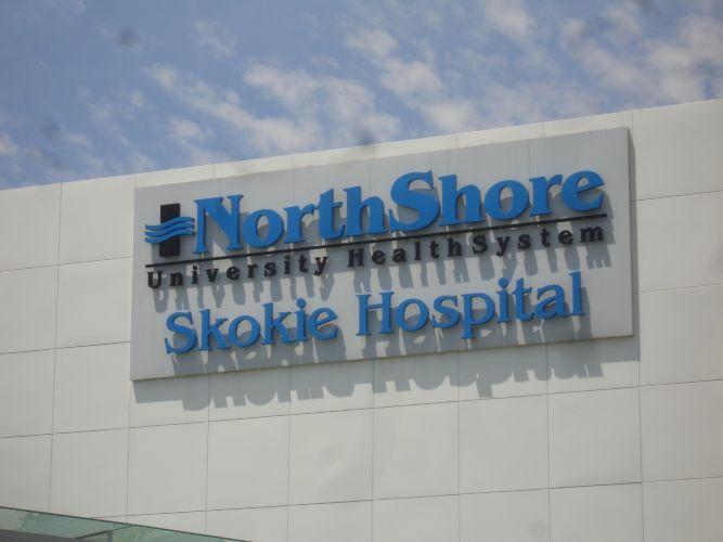 Tee Jay Service Company - Northshore Skokie Hospital Photo 1