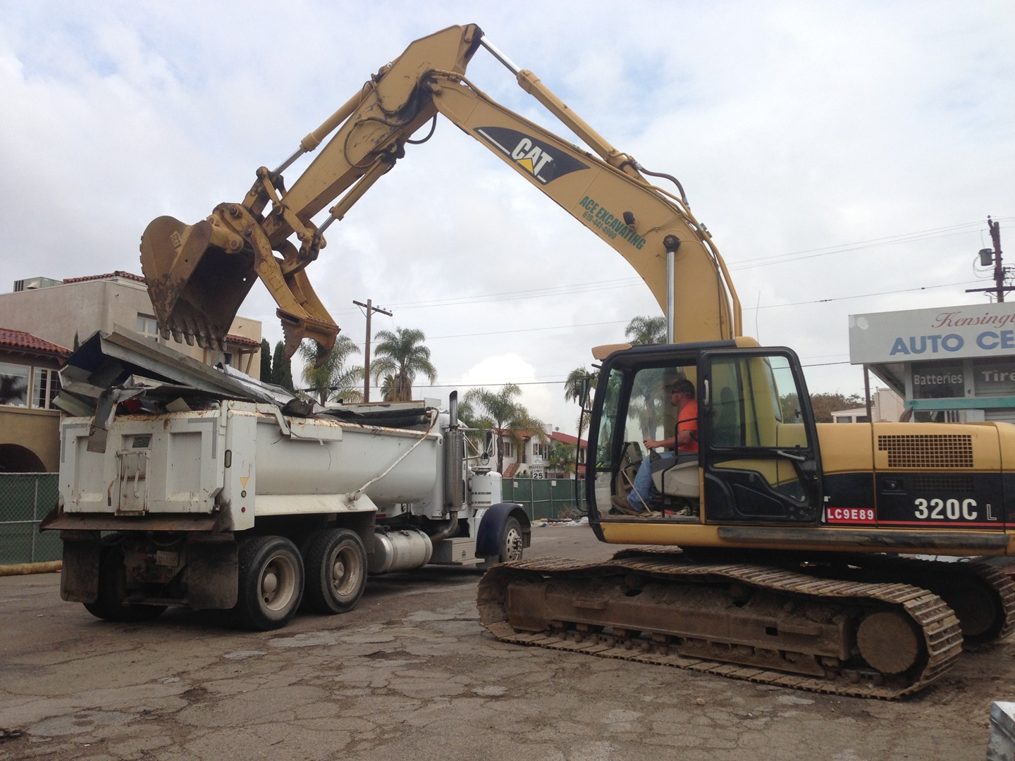 Excavating & Environmental Services - Ace Excavating & Environmental Services, Inc.