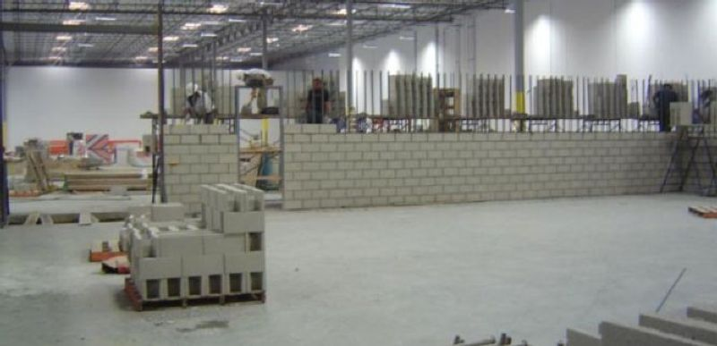 Pepsi Southwest Distribution Center - Move New Facility Photo 1 - Lacy Construction-General Contractor