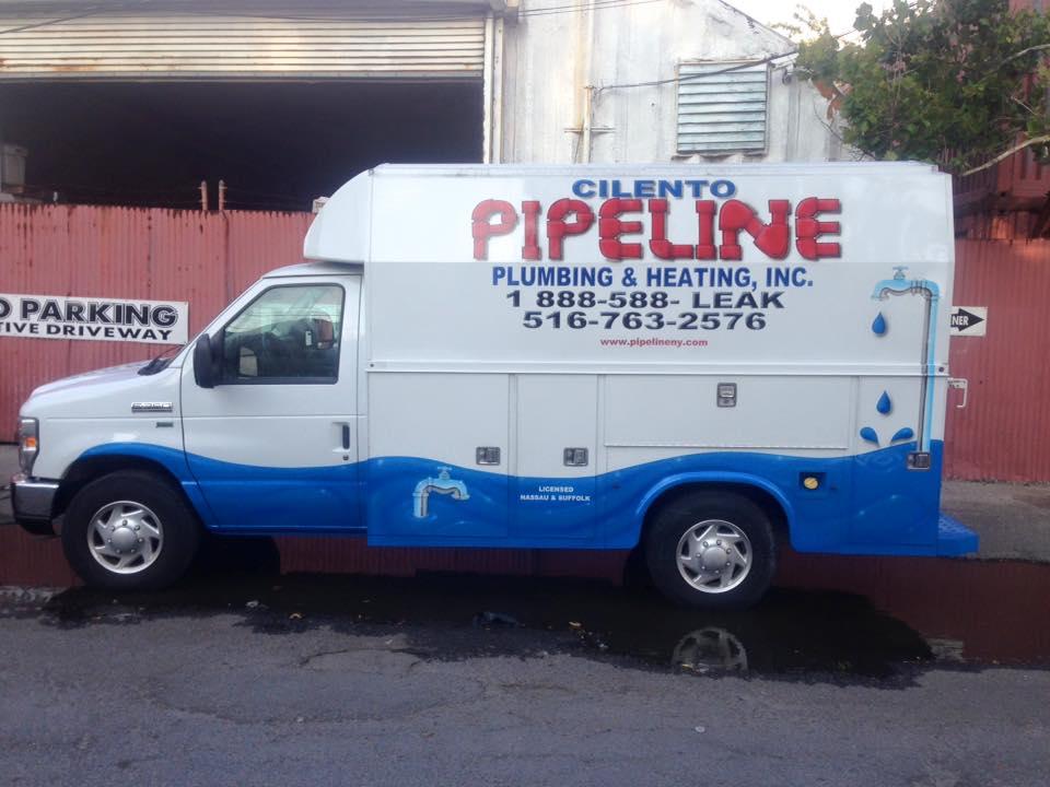 Cilento pipeline plumbing heating inc oceanside new for Plumbing 80249