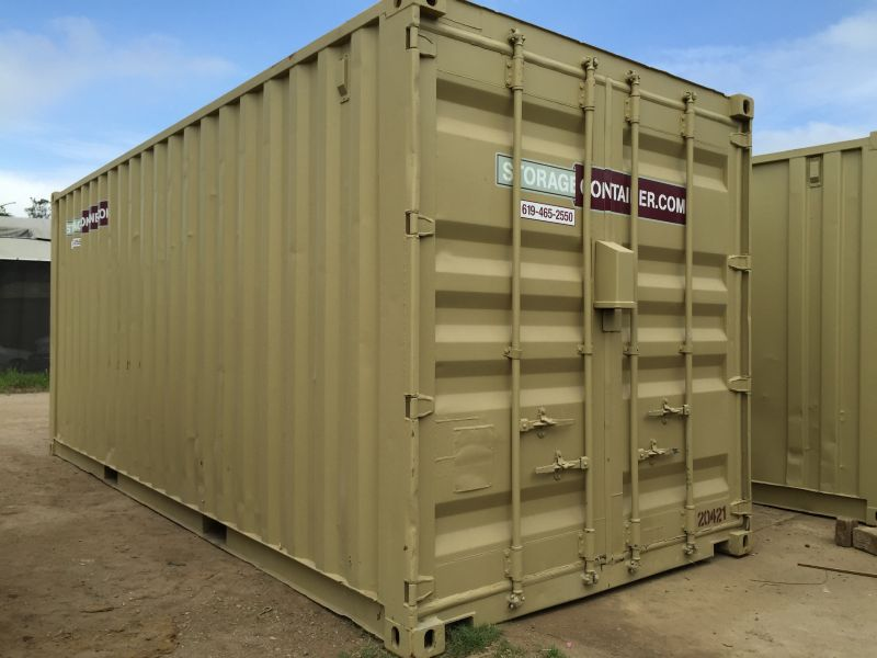 Portable Storage Corp. of San Diego - Spring Valley ...