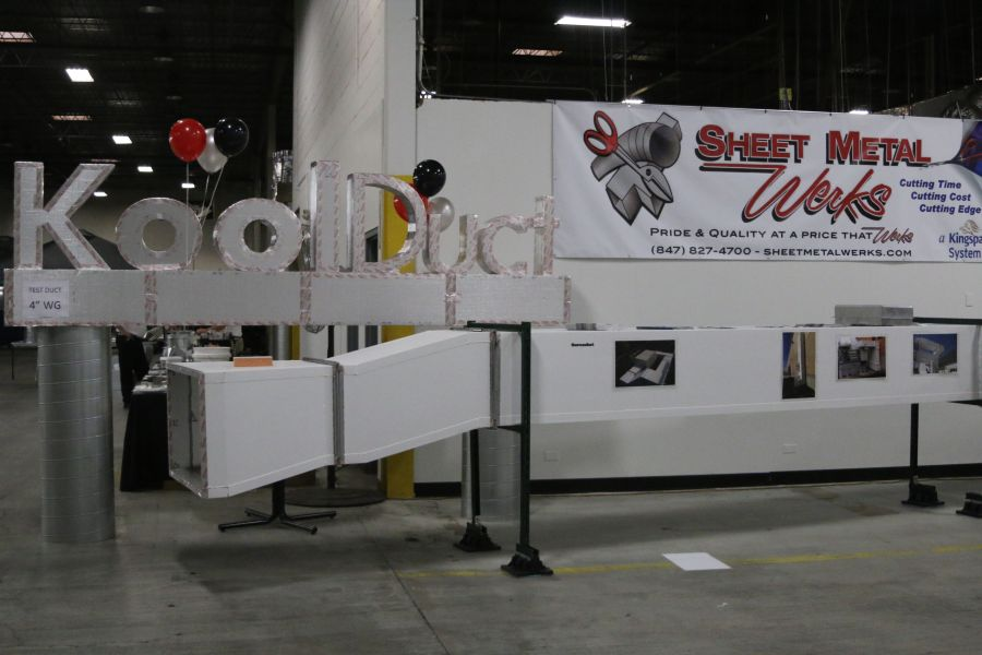 Sheet Metal Werks Inc Arlington Heights Illinois