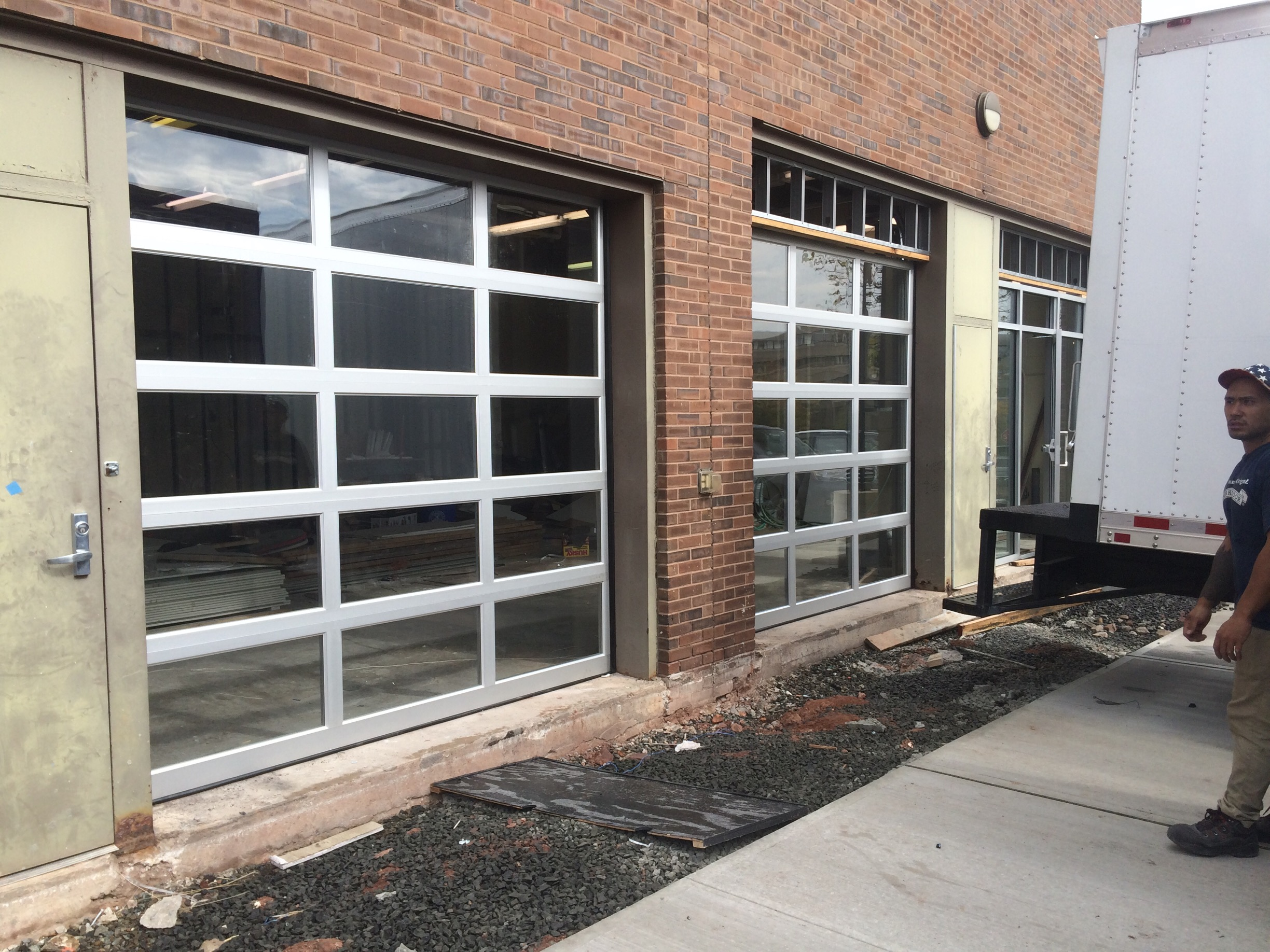 Glass Garage Doors & Loading Dock Inc./Overhead Door Inc. - Video u0026 Image Gallery | ProView