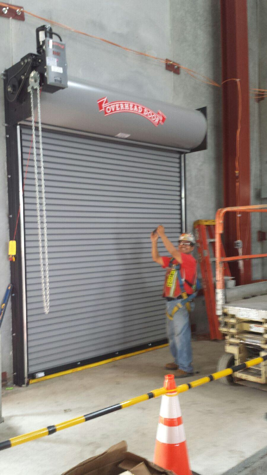Insulated Rolling Doors & Loading Dock Inc./Overhead Door Inc. - Insulated Rolling Doors ...