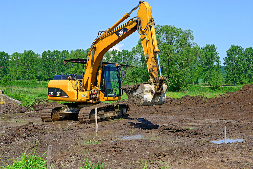 Mac rose contractors inc video image gallery proview for Utility of soil