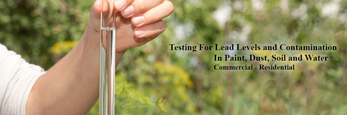 Lead in Water Testing - AAA LEAD Consultants and Inspections, Inc.
