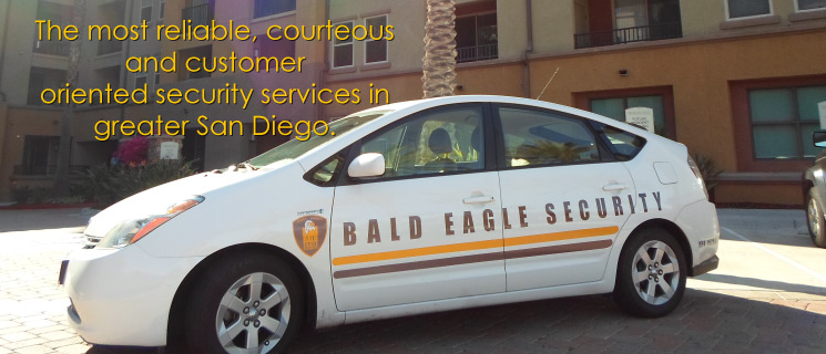 Security Services - Bald Eagle Security Services, Inc.
