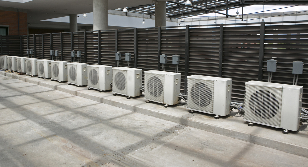 Commercial Air Conditioning - Epic Mechanical, Inc.