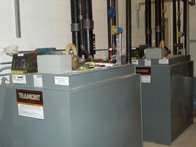 Fairfax County Government Generator Replacment and Improvement by in