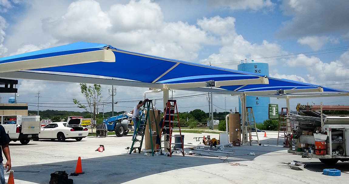 Metal Canopies And Awnings Marygrove Awnings Tx Suspended