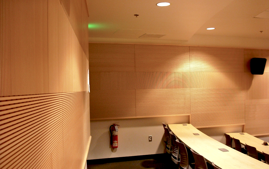 Wood Wall - Coustic-Glo