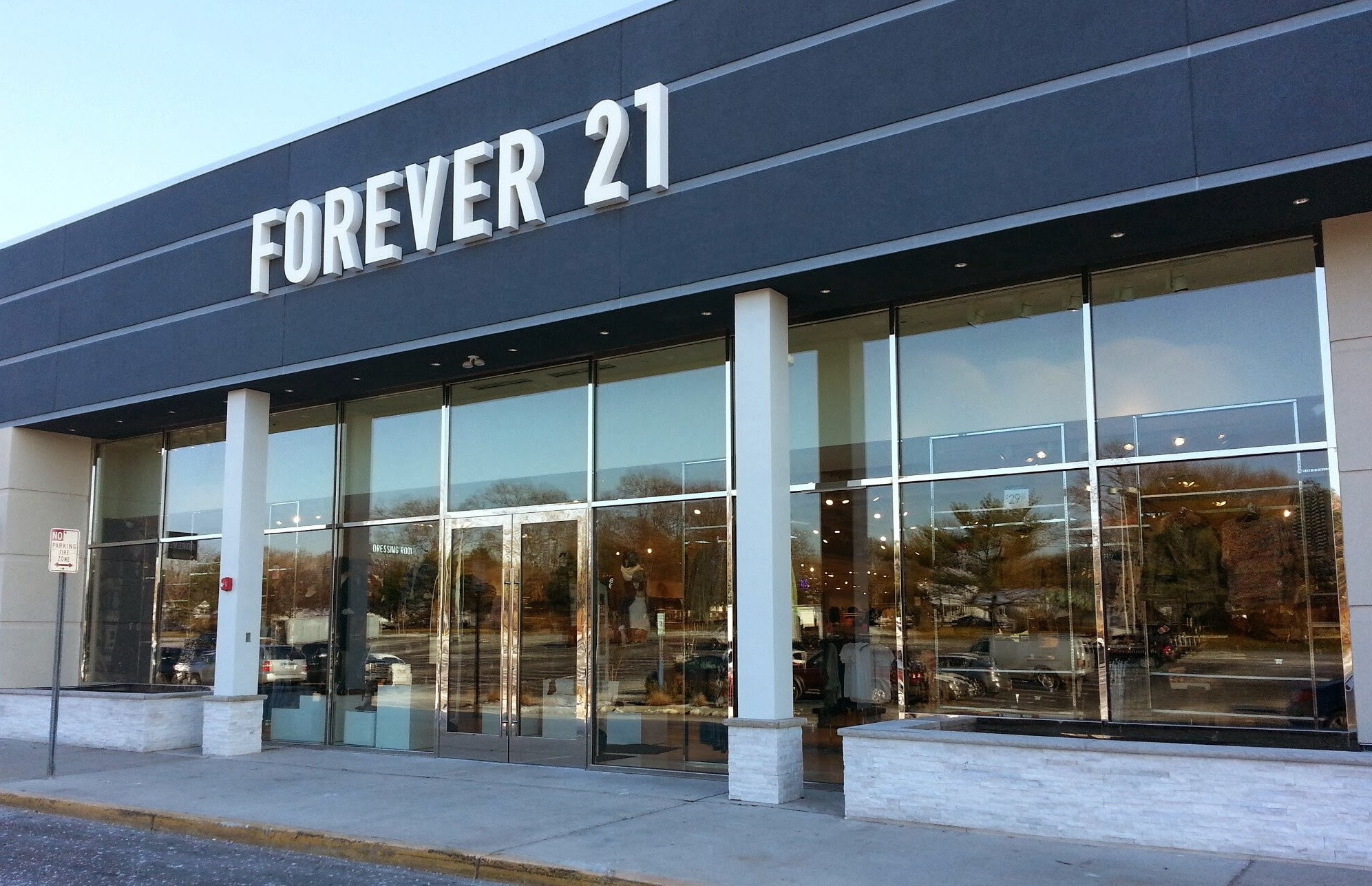Forever 21 @ South Shore Mall