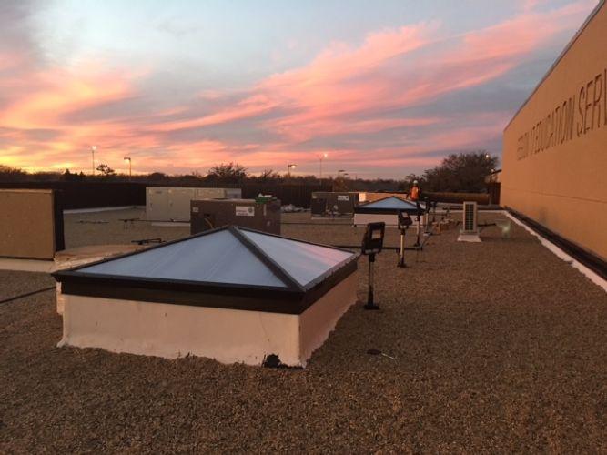 Freelite Skylights Dallas Texas Proview