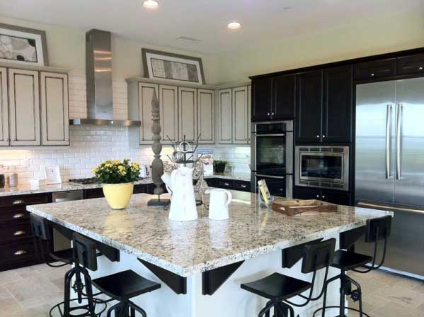 Kitchen Countertops - California Crafted Marble, Inc.