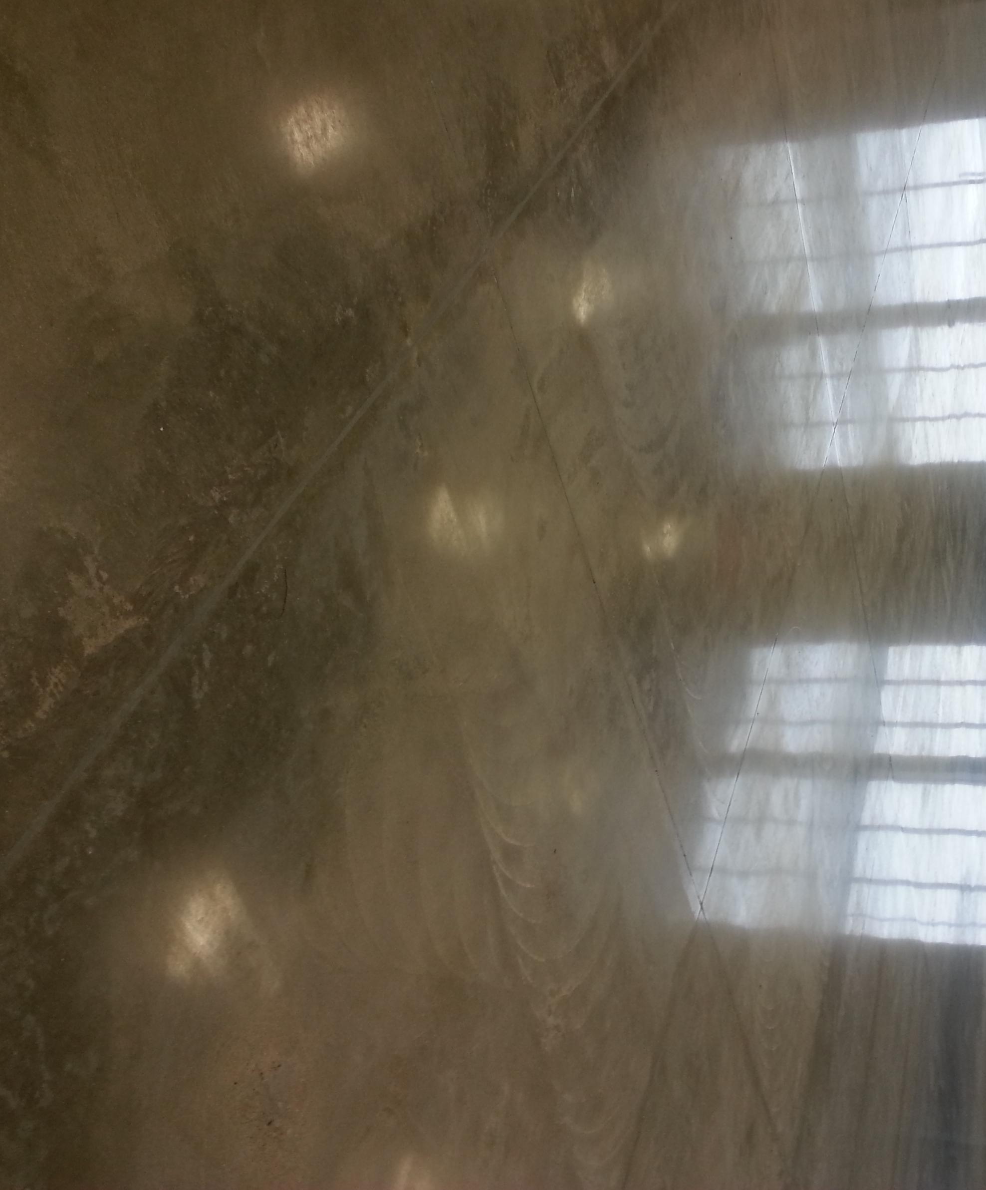 Northwest floor care inc elk grove village illinois for Caring for polished concrete floors