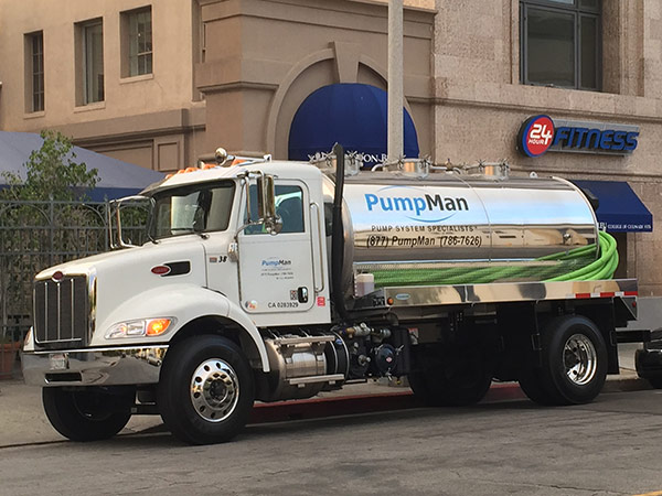 2500 Gallon Vacuum Truck - PumpMan Pump System Specialists