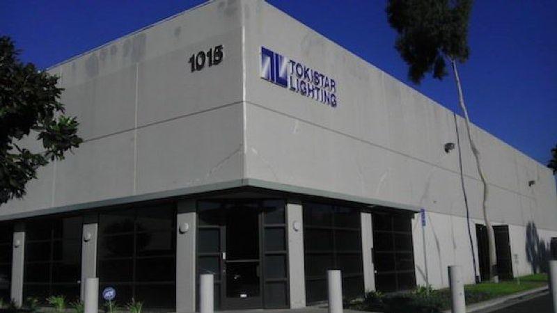 Sanders u0026 Wohrman Corporation Tokistar Lighting & Tokistar Lighting by in Anaheim CA | ProView azcodes.com
