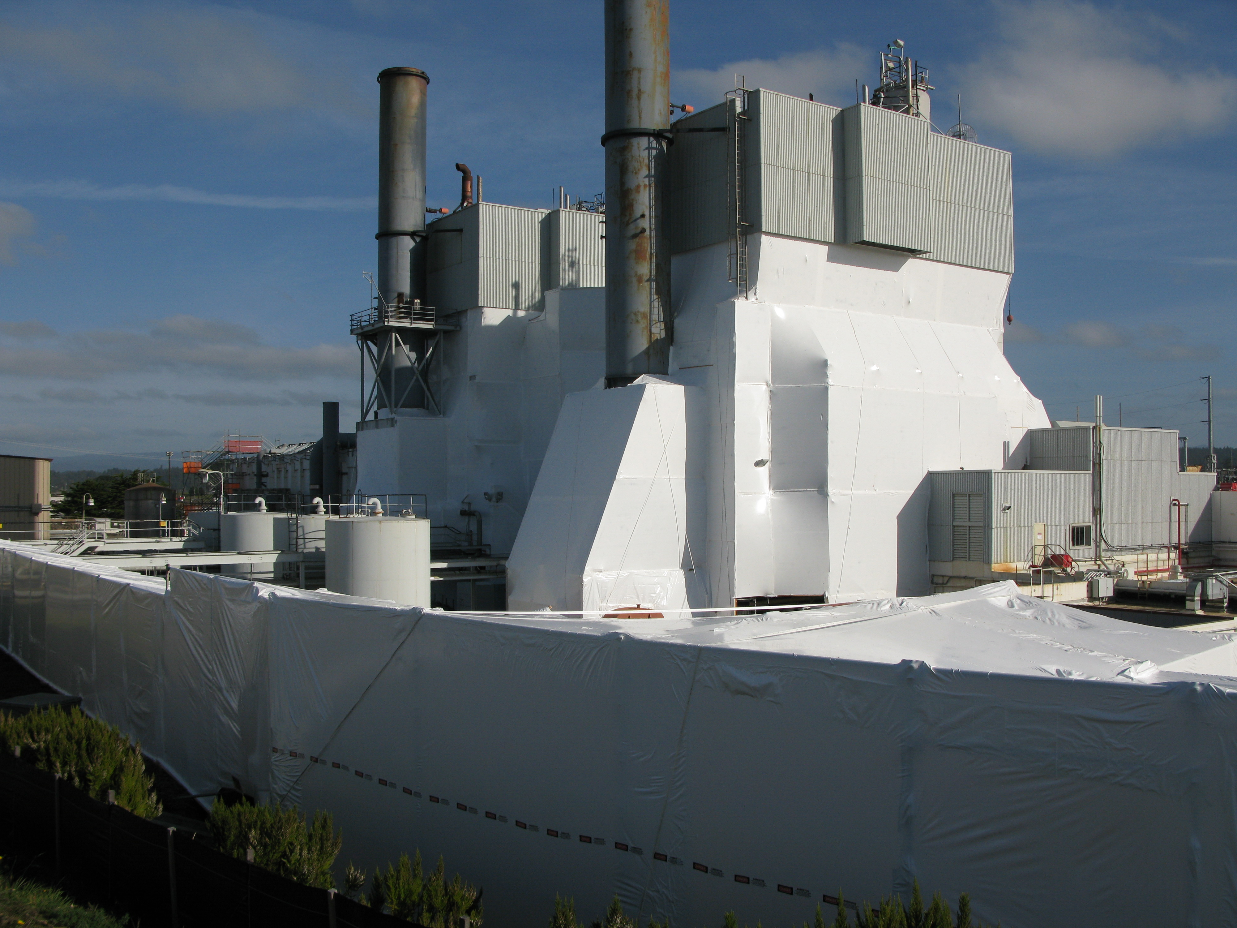 Humboldt Bay Power Plant - EcoBay Services, Inc.