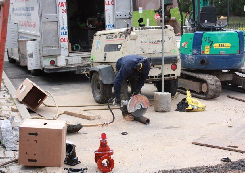 Sanitary Installation Service : Alex figliolia water sewer brooklyn new york proview