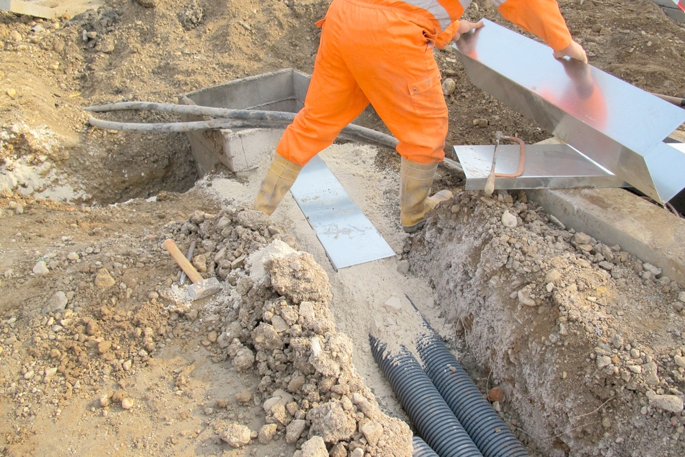 Underground Utilities - Blackwell General Engineering Contractor