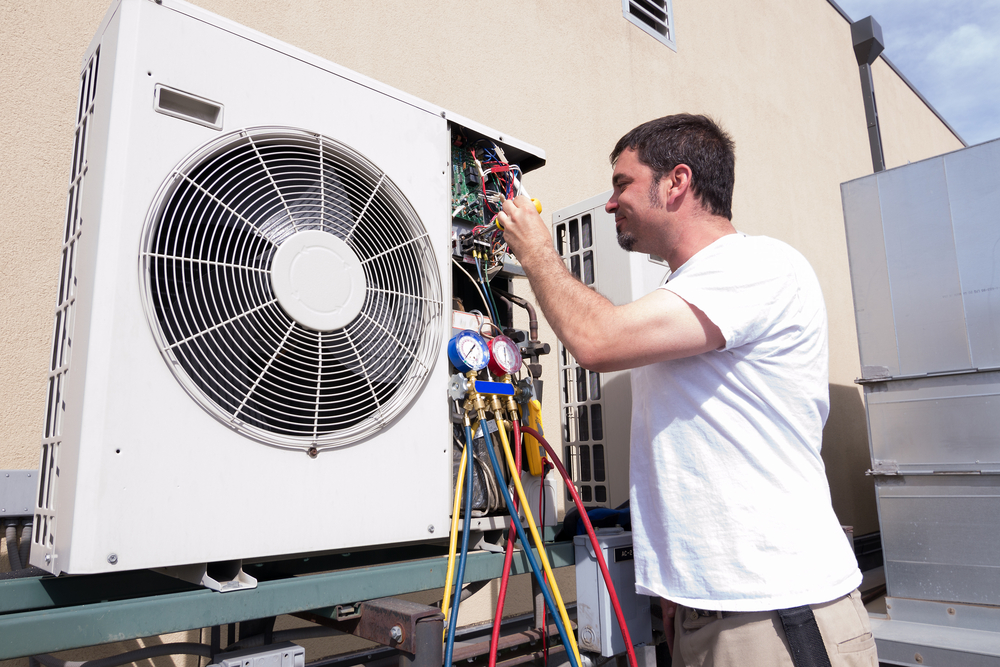 Commercial Air Conditioning - Lumas Air, Inc.