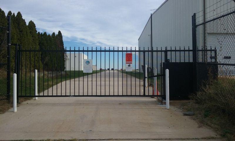 Leading Edge Gates Amp Controls Newark Delaware Proview