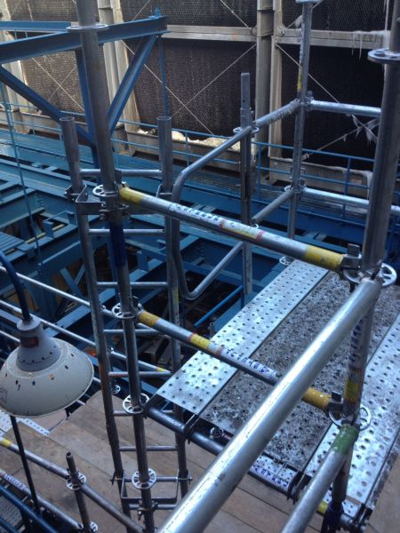 Scaffold Rental In Pittsburgh : Approved ladder and scaffold plainview new york proview